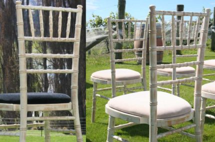 Petworth Chair at Ceremony